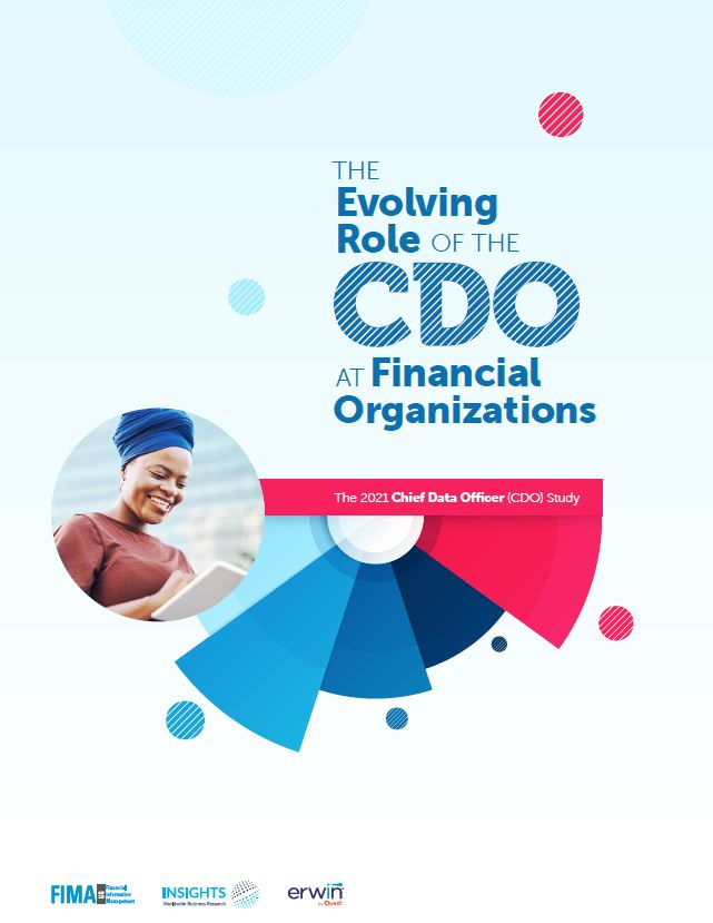 Chief Data Officer (CDOs) 2021 Study